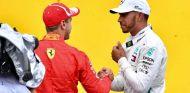 Sebastian Vettel y Lewis Hamilton en Francia - SoyMotor