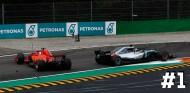 Los 5 mejores momentos F1 2018: Hamilton aplasta a Vettel en Monza