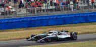 Valtteri Bottas y Lewis Hamilton en Hockenheim - SoyMotor.com
