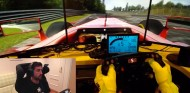 Récord del Nordschleife con un Ferrari F138 en Assetto Corsa - SoyMotor.com