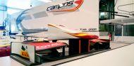 Visitamos la sede de Campos Racing