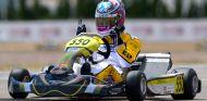 Marta García durante el primer fin de semana del FIA Academy Trophy - LaF1