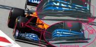 TÉCNICA: las novedades más destacadas del GP de España F1 2021