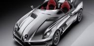 El Mercedes-Benz SLR Stirling Moss fue su versión más especial, aparecida en 2009 - SoyMotor.com