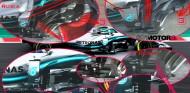 TÉCNICA: Las novedades del GP de Japón F1 2019