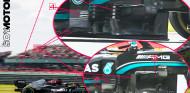 TÉCNICA: las novedades más destacadas del GP de Gran Bretaña F1 2021