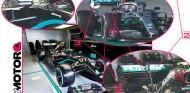 TÉCNICA: Las novedades del GP de Austria F1 2020