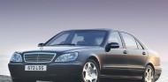 El Mercedes-Benz S600, con motor V12 - SoyMotor.com
