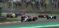 Análisis Estratégico GP China F1 2017: Carrera fría  - SoyMotor.com