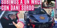 Copilotamos a Dani Sordo en su Hyundai i20 WRC - SoyMotor.com