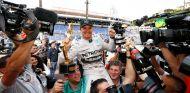 Nico Rosberg, el hombre del día en Montecarlo - LaF1