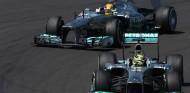 Lewis Hamilton y Nico Rosberg en Alemania 2013, la última visita al Nürburgring - LaF1