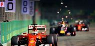 Ferrari y Red Bull, dominadores absolutos del GP de Singapur - LaF1