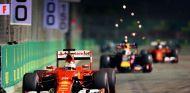 Ferrari y Red Bull, dominadores absolutos del GP de Singapur - LaF1