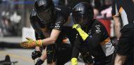 Parada en boxes del equipo Force India – SoyMotor.com