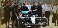 Personal de Mercedes en el Albert Park - LaF1