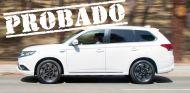 Prueba Mitsubishi Outlander PHEV - SoyMotor