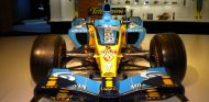 Fernando Alonso Collection, un paseo por el camino hacia la gloria