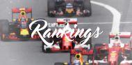 LaF1.es Rankings: Gran Premio de China F1 2016 - LaF1