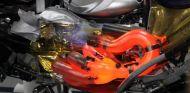 El motor Renault V8 del Red Bull RB9 - LaF1