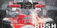James Hunt en la película Rush de Ron Howard - LaF1