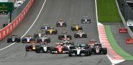 Disparidad de estrategias en el GP de Austria - LaF1