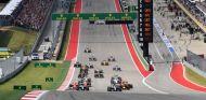 Salida del GP de Estados Unidos - LaF1