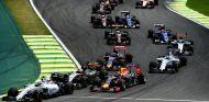 Imagen de la salida del Gran Premio de Brasil - LaF1