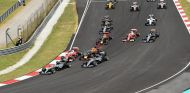 Salida del GP de Malasia - SoyMotor