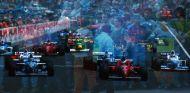 Salida del Gran Premio de Imola 1996 - LaF1