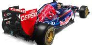 Toro Rosso STR9: Un vistazo técnico