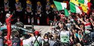 Sebastian Vettel en Brasil - SoyMotor.com