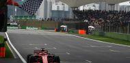 Sebastian Vettel en China - SoyMotor