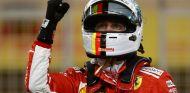 Sebastian Vettel en Baréin - SoyMotor