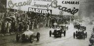 Salida del GP de Gávea en 1937 - LaF1