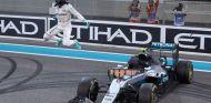 Rosberg se proclamó campeón por primera vez esta temporada - SoyMotor