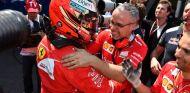 Räikkönen logra la Pole nueve años después - SoyMotor.com