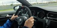 Fotos: Al volante del Volkswagen Golf GTI Clubsport en el Jarama