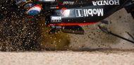 Accidente de Alonso en Australia - SoyMotor.com