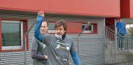 Fernando Alonso en la VII Carrera Solidaria Fundación Fernando Alonso Liberbank - SoyMotor.com