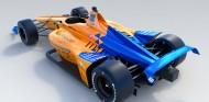 FOTOS: El McLaren de Alonso para Indianápolis 2019 - SoyMotor.com