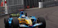 Fernando Alonso en el GP de Mónaco 2006 - SoyMotor.com