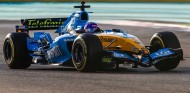 FOTOS: Alonso pilota el Renault R25 15 años después - SoyMotor.com