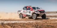 FOTOS: Alonso prueba el Toyota del Dakar en Sudáfrica - SoyMotor.com