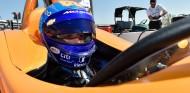 Alonso prueba su McLaren Chevrolet 66 para la Indy 500 de 2019