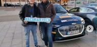 Audi e-tron 55 quattro, prueba en un EcoRallye - SoyMotor.com