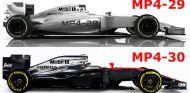 El nuevo McLaren MP4-30, en imágenes