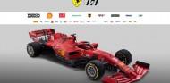 FOTOS: todos los ángulos del Ferrari 2020