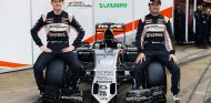 Force India revela el VJM09, su arma para 2016