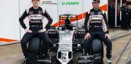 Force India revela el VJM09, su arma para 2016